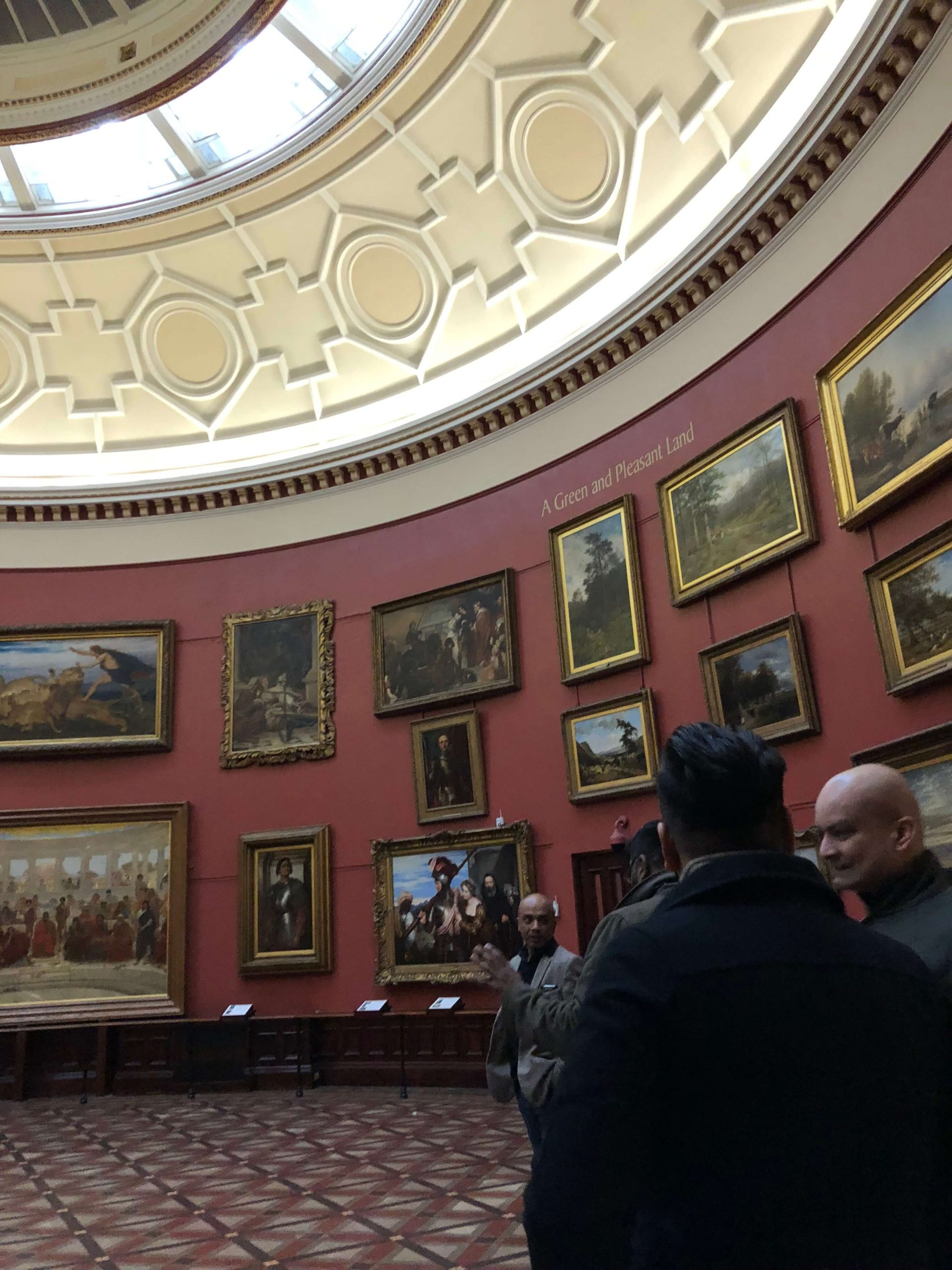 UKCC – Proudly Supporting The Knights Of The Raj Art Exhibition By Mohammed Ali MBE At The Birmingham Museum