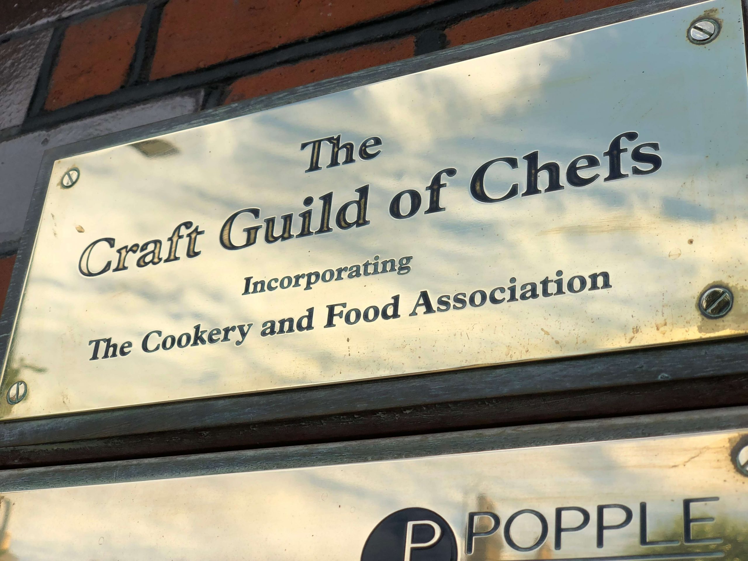 UKCC meeting with the Craft Guild Of Chefs