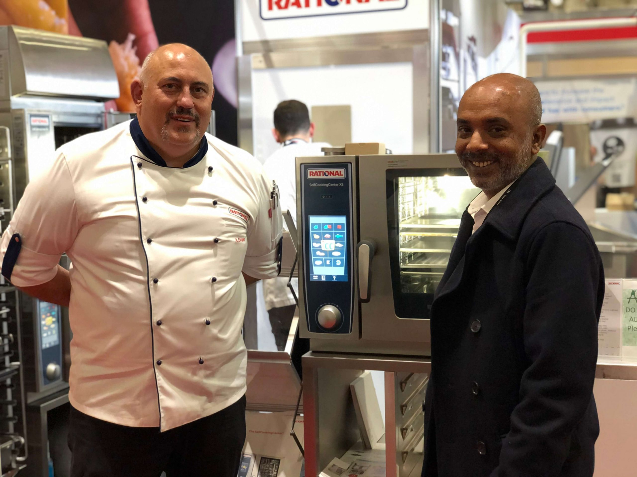 UKCC – Partners of the Takeaway & Innovation Expo at the London ExCeL 2019