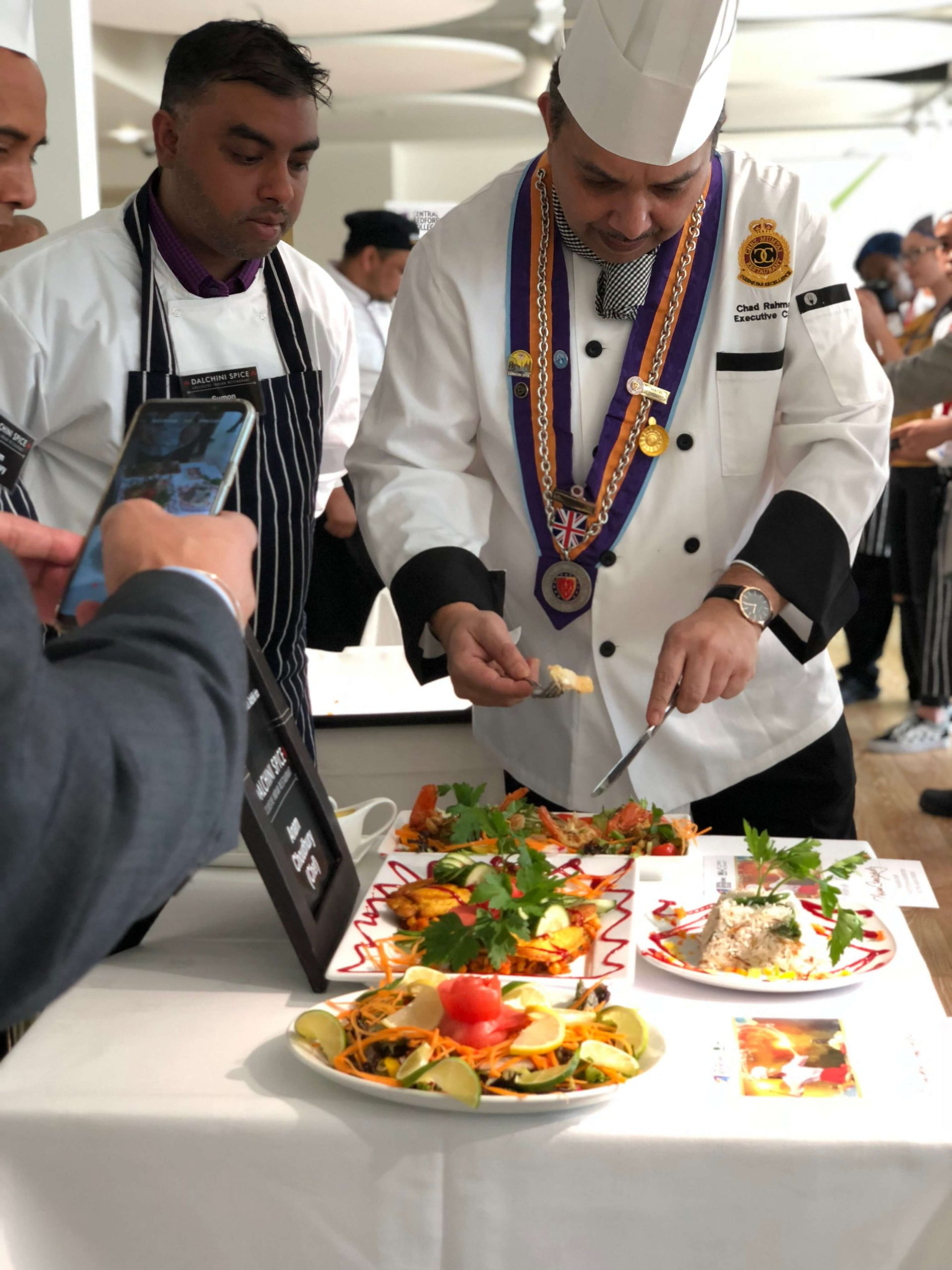 UKCC Salon Culinaire 2018