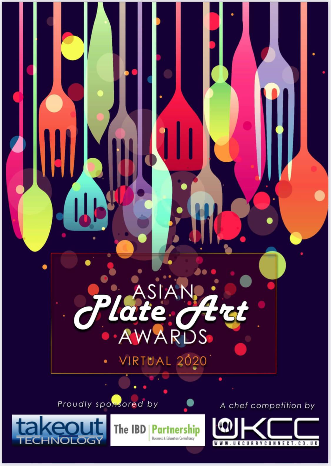 Asian Plate Art Awards – Virtual 2020